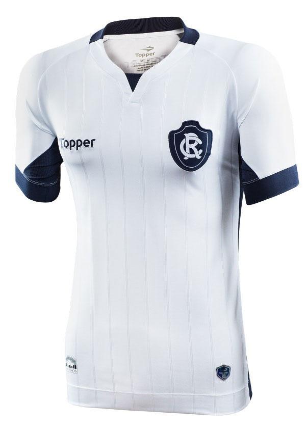 100adf6e57a60 camisa juvenil 2 remo 2017 topper branca s n original. Carregando zoom.