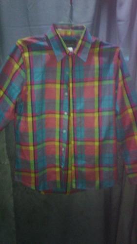 camisa juvenil