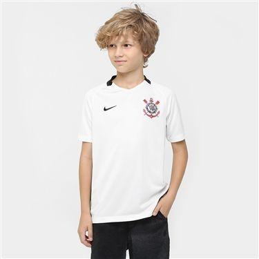 camisa juvenil corinthians i nike 777092