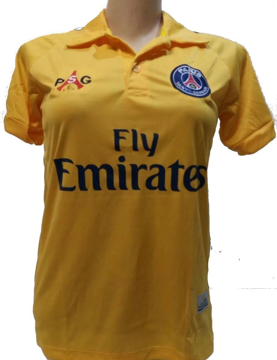 183a2aaef6 Camisa Juvenil Ou Feminina Times Europeus 2019 - R$ 60,99 em Mercado ...