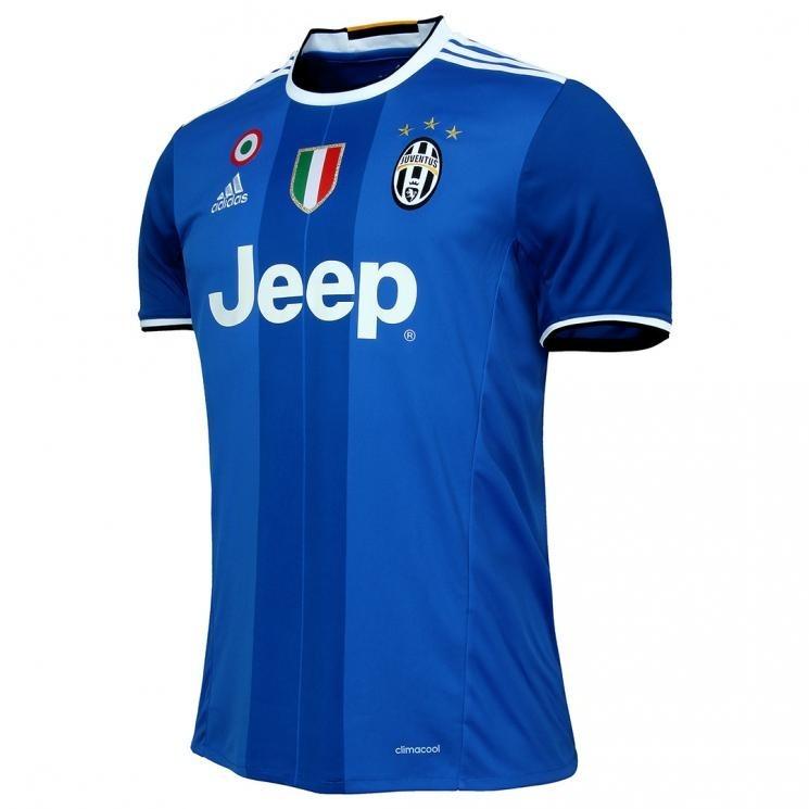Camisa Juventus 2016 Original adidas - R  219 61bdfeb8580da