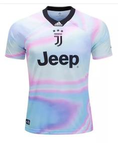 256088ee4d Camisa Goleiro Juventus - Futebol no Mercado Livre Brasil