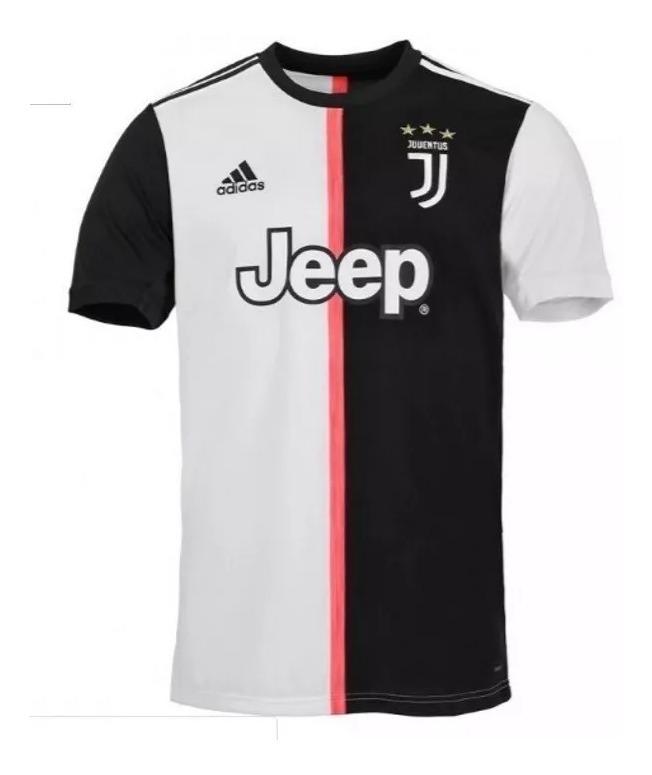 aa86b4e222 Camisa Juventus 2019/2020 Oficial Ronaldo Cr7 Lançamento - R$ 159,90 ...