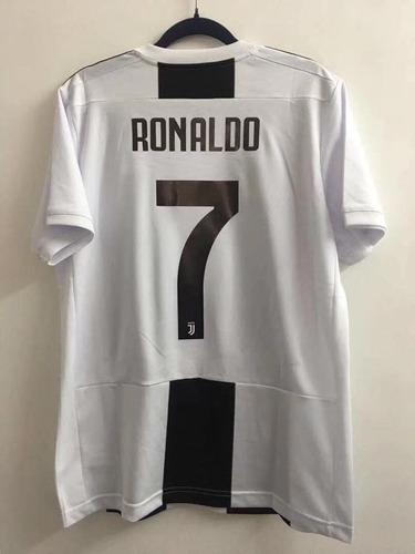 big sale cca16 4fe33 Camisa Juventus adidas Home 2018/2019 - Cristiano Ronaldo