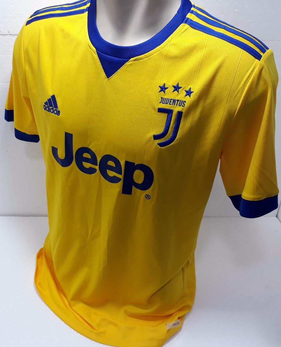 camisa juventus away 17 18 s nº torcedor adidas masculina. Carregando zoom. 7844d3ef88403