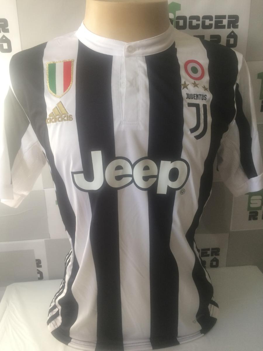 72dcdd2d419ac Camisa Juventus Champions League 2017-18 Dybala 10 - R  229