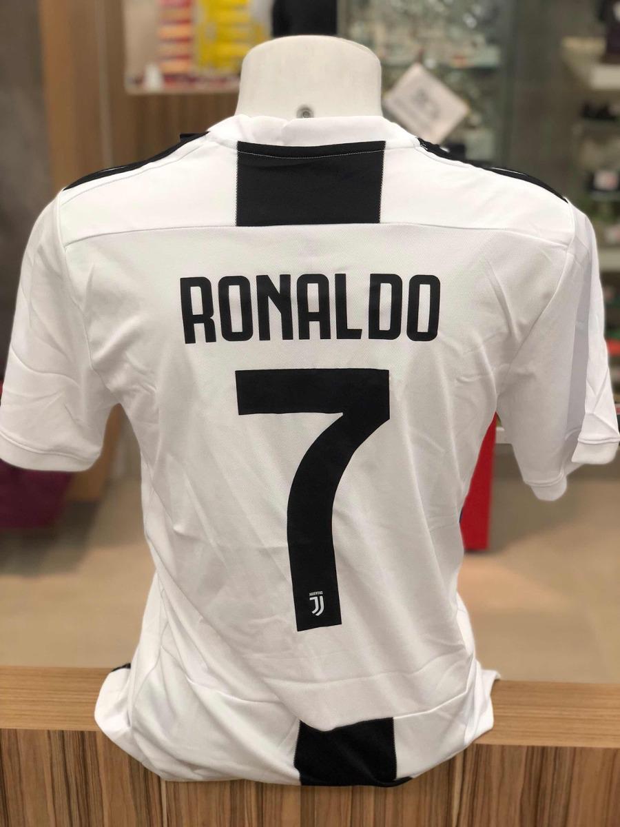 2157959393a2c camisa juventus cristiano ronaldo original 2018 - 2019. Carregando zoom.