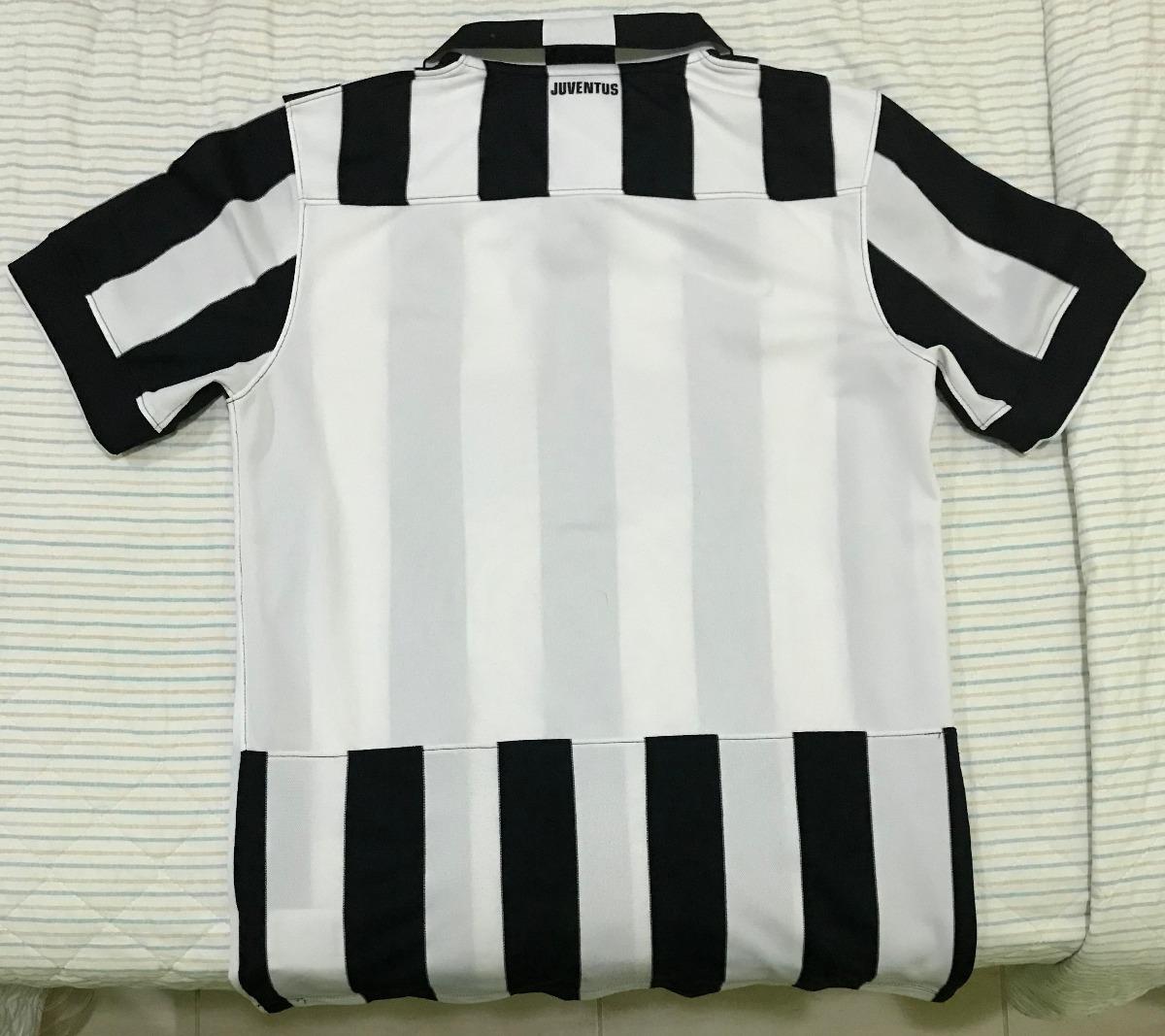 Camisa Juventus De Turim - 2014-2015 eecff07df92dc