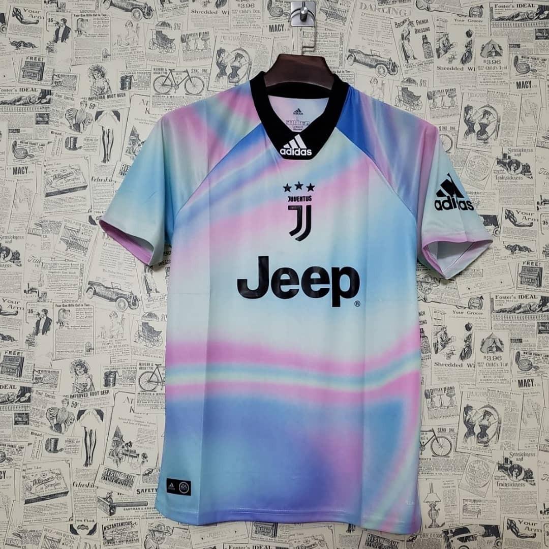 info for 1a332 7fd89 Camisa Juventus Ea Sports Fifa 19 adidas - Thailandesa