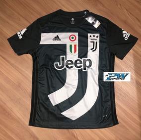 1d45bd5ff4 Camisa Cristiano Ronaldo Oficial - Camisas de Times Masculina Italianos  Juventus no Mercado Livre Brasil