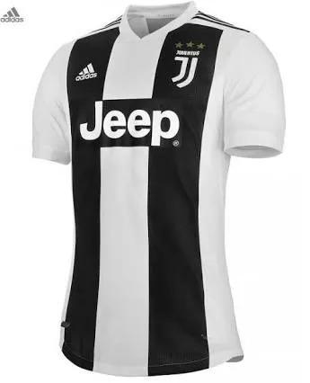 116696f4486 Camisa Juventus Home 18-19 adidas Masculina Lançament - R  159