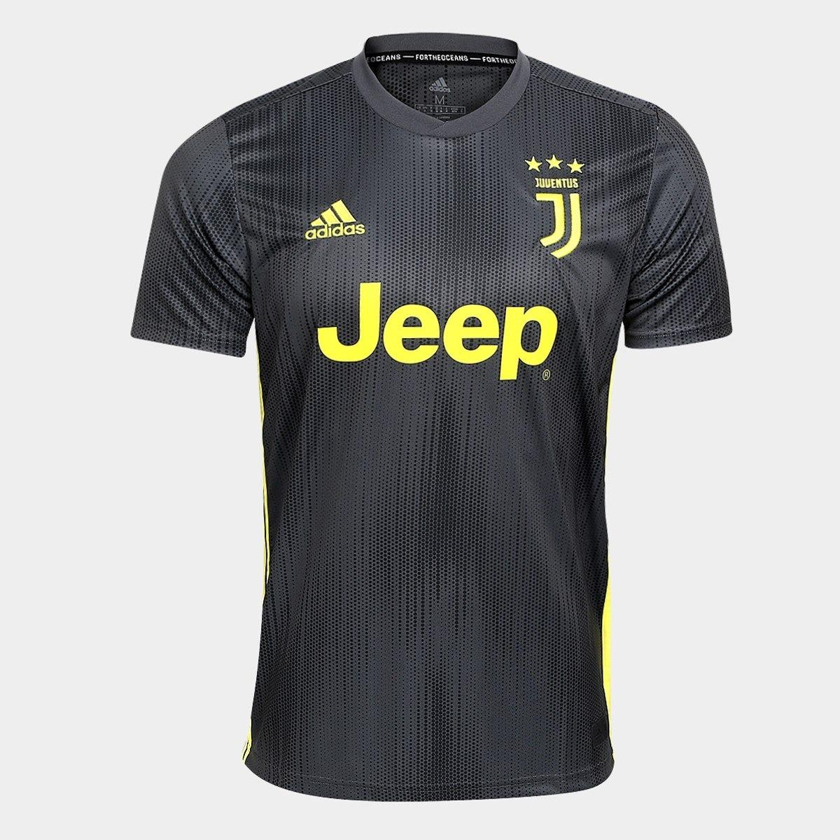 c1cfe4ba8 camisa juventus home 2018-2019 - cristiano ronaldo - cr7. Carregando zoom.