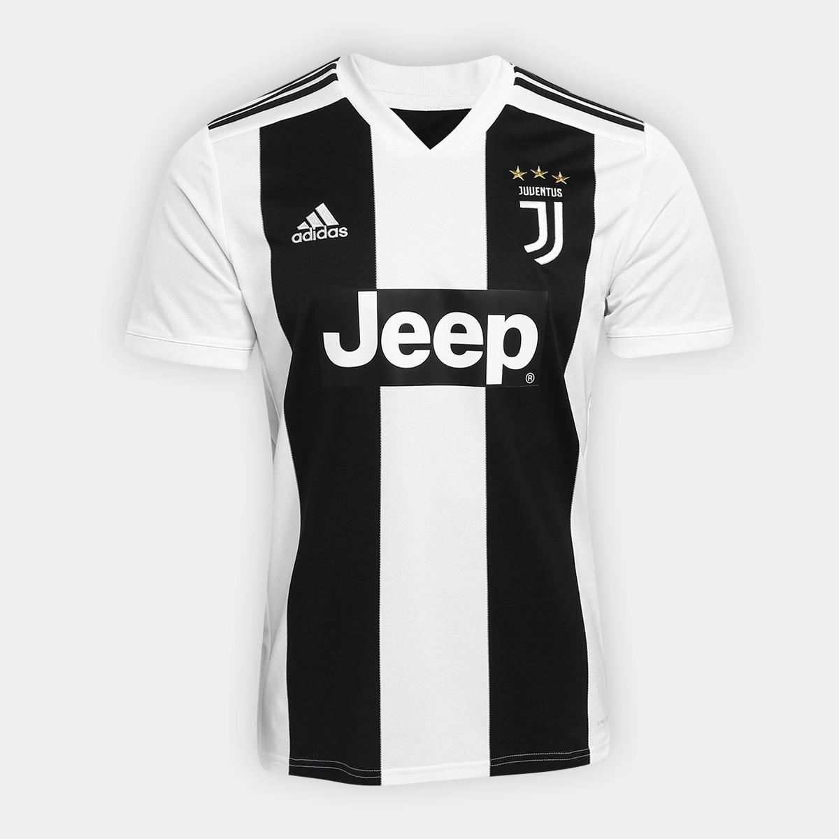 Carregando zoom. dd9f14eac753da  camisa juventus home 2018 s n° - torcedor  adidas masculina. Carregando zoom. b386e9c9cc94c