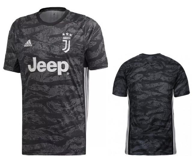 77add0bc1f Camisa Juventus Lançamento 2019/2020 Goleiro Pronta Entrega - R$ 120,00 em  Mercado Livre