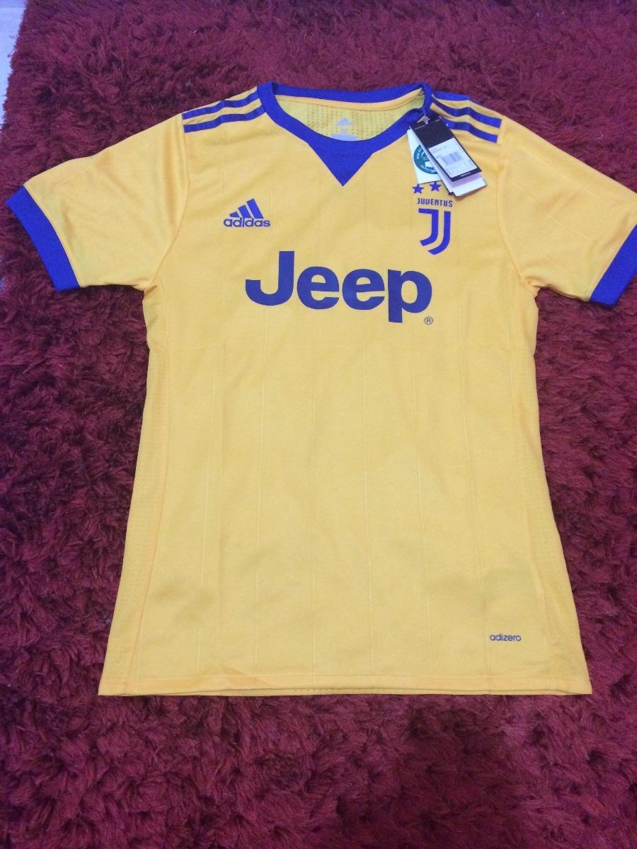 Camisa Juventus Away 17 18 S nº Torcedor adidas Masculina - R  120 ... d08145b130af2