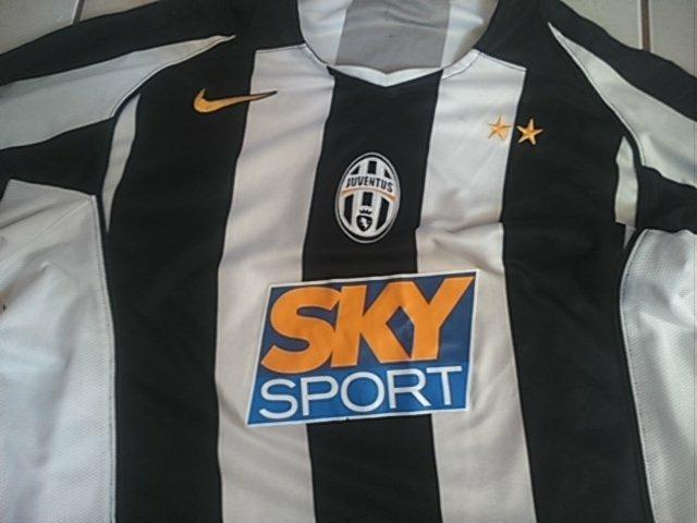 Camisa Juventus Nike 2005 - R  159 959d3026bdbe8
