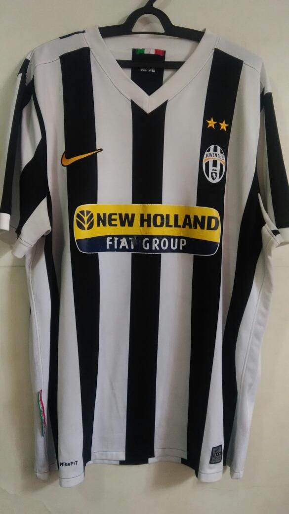 online store ea816 a540e Camisa Juventus - Nike 2009/2010