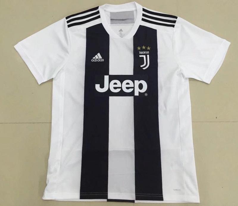 Camisa Juventus Nova Italia Camiseta Futebol 2018 2019 - R  139 0df9db6480d92
