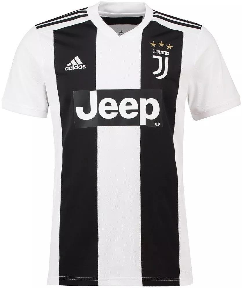 camisa juventus - uniforme 1 - 2018   2019 - frete grátis. Carregando zoom. 22c8ab2cbd1e5