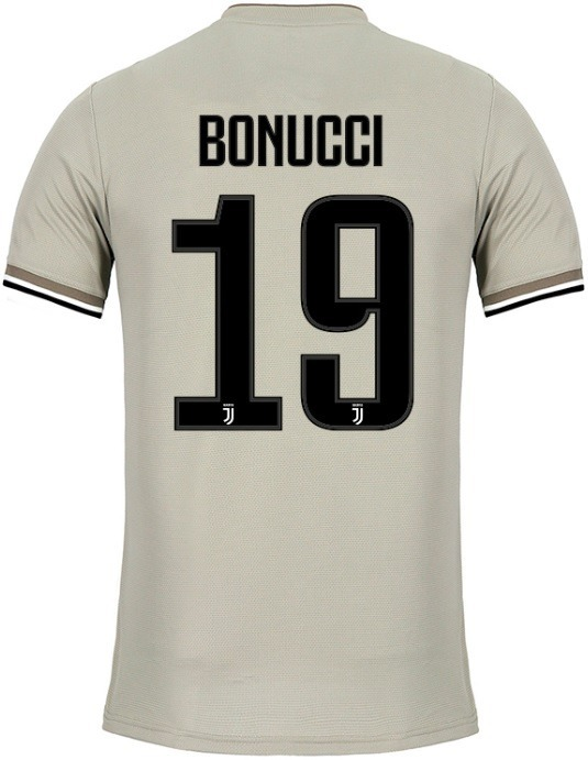Camisa Juventus - Uniforme 2 - 2018   2019 - Frete Grátis - R  125 ... df61e83f8b06c