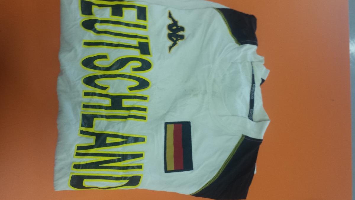 camisa kappa alemanha. Carregando zoom. 90921403e0105