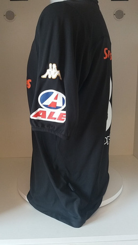 Camisa Kappa Kombat Botafogo Supergasbras Preparada Jogo - R  185 ca3a4465d9c53