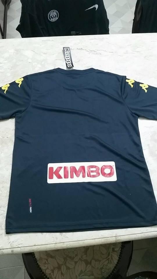 23f40a92826dd camisa kappa napoli 2016-2017 - pronta entrega! Carregando zoom.
