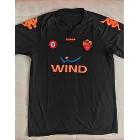 Camisa Kappa Roma Away 2007/2008