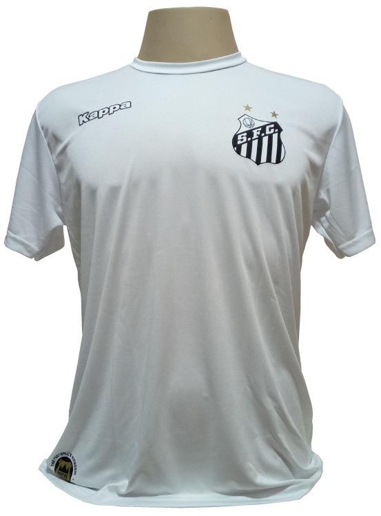 Camisa Kappa Santos I 2016 - R  80 9ddba8d9e1b16