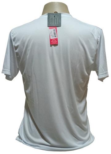 7cebf0787a Camisa Kappa Santos I 2016 - R  80