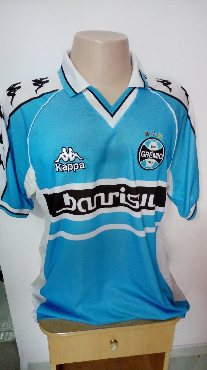 Camisa Kappa Sul Minas De Jogo - R  650 697a1ca003c31