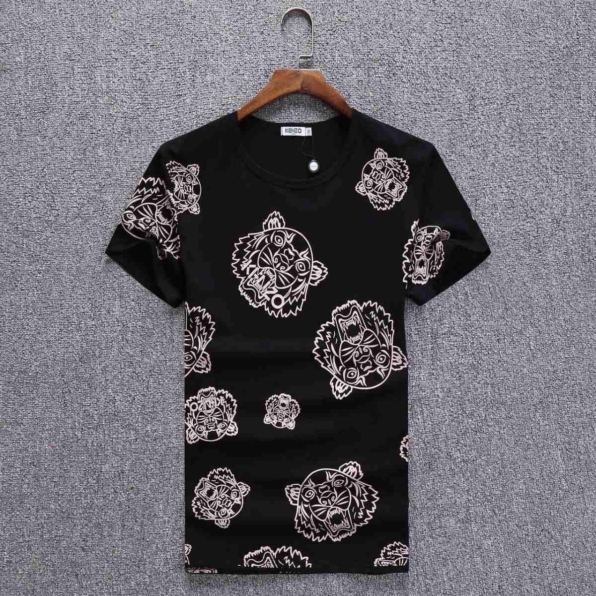61faffc2e9 Camisa Kenzo Importada - R  240