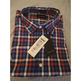 Camisa Kevingston M/c Talle Xl