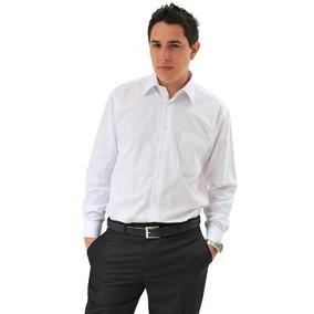60aa3007e6 Camisa Social Uniforme Masculina - Calçados