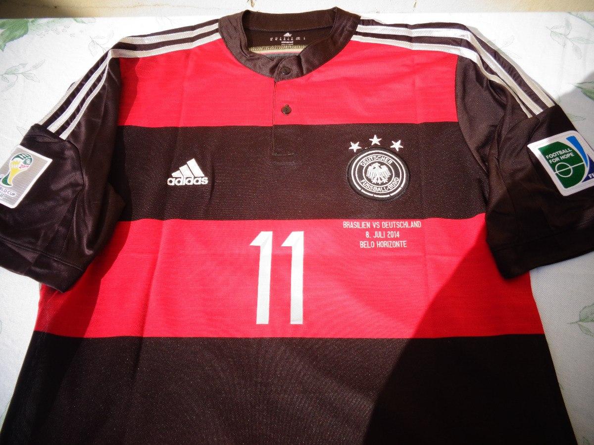 5945e551af6eb camisa klose - alemanha - copa do mundo 2014 brasil. Carregando zoom.