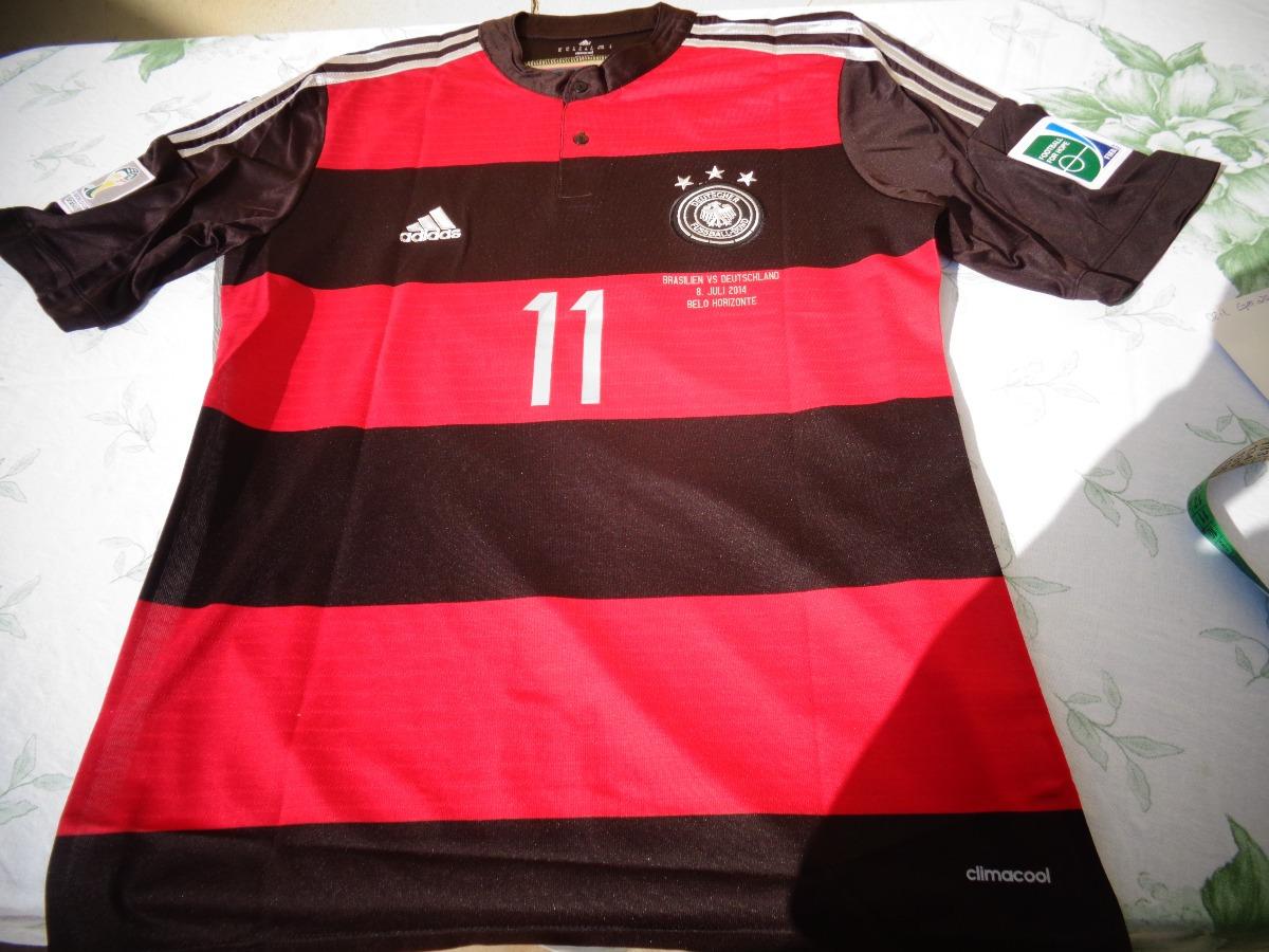 bf59dfbc2c camisa klose - alemanha - copa do mundo 2014 brasil. Carregando zoom.