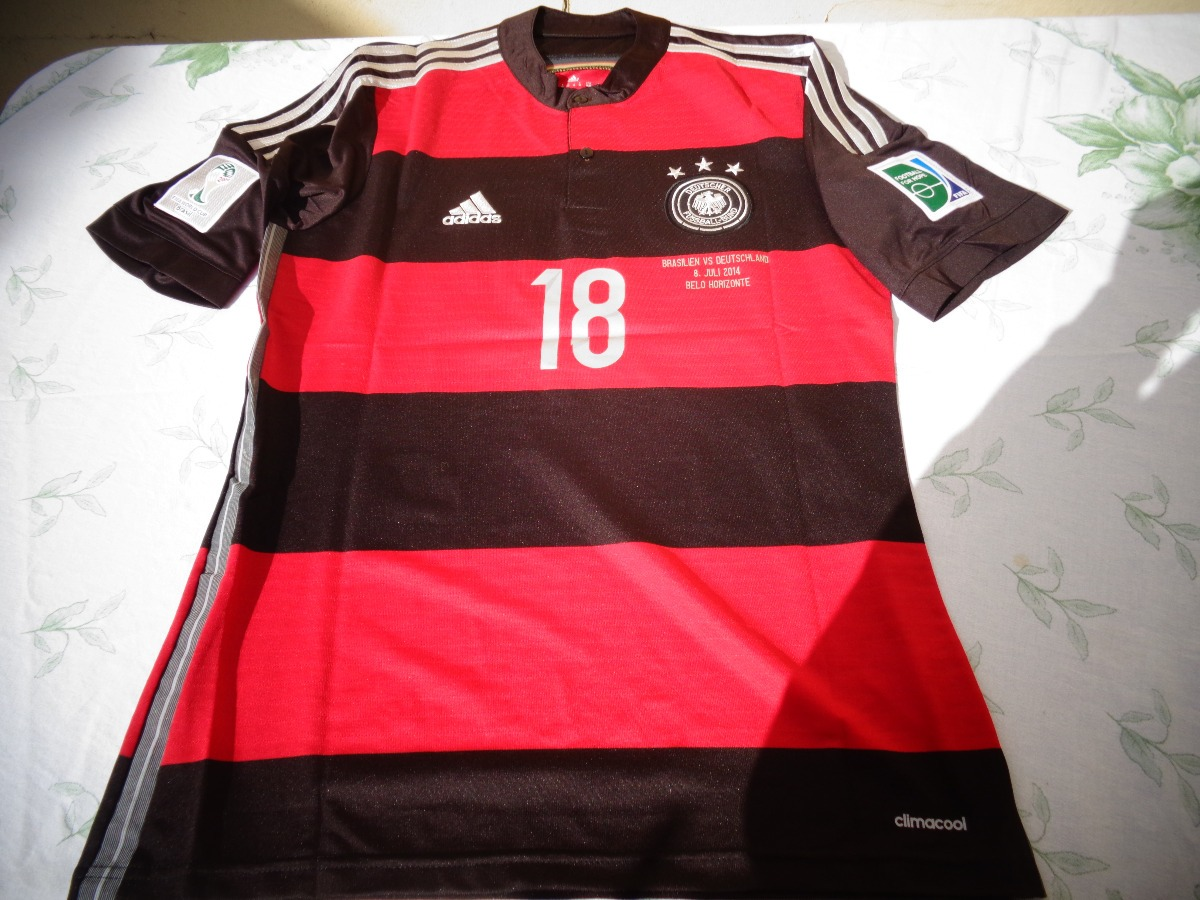 fae1591b23 camisa kroos - alemanha - copa do mundo 2014 brasil. Carregando zoom.