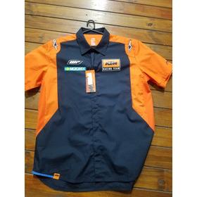 Camisa Ktm Oficial     Original      Motos-one