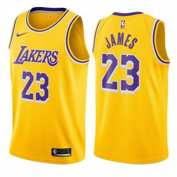 b4f92b668 Camisa La Lakers  23 James