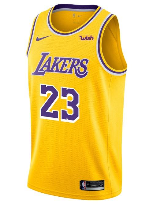 b6001f92e Camisa La Lakers Lebron James 2019 Oficial Pronta Entrega - R  159 ...