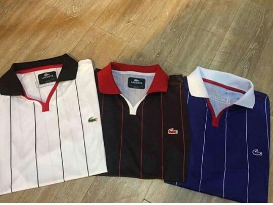 Camisa Lacoste Dryfit Mc Kapela - R  220,00 em Mercado Livre 24c4172437