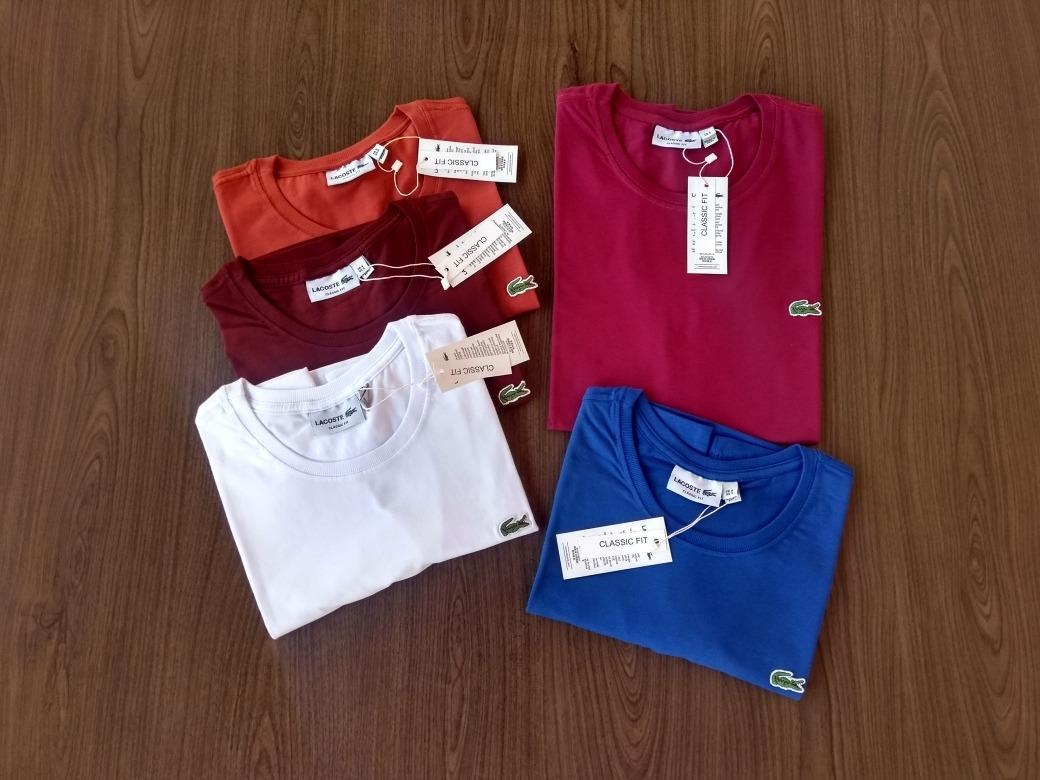 8a913dccc86 camisa lacoste e boss cotton pima peruana importada 5 peças. Carregando zoom .