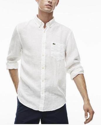 54e34661ade8d Camisa Lacoste