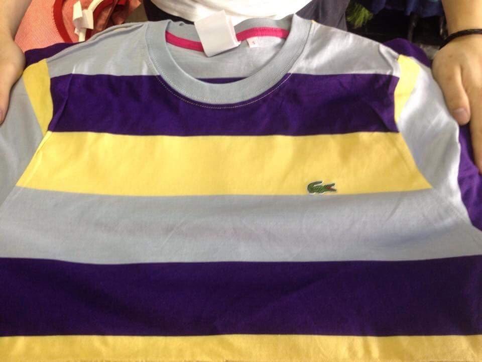 1f09fd2d2aaa8 Camisa Lacoste Live C bolso Original - R  139,99 em Mercado Livre
