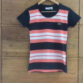 e85aae7129c Camisa Lacoste Live - Camisetas e Blusas no Mercado Livre Brasil