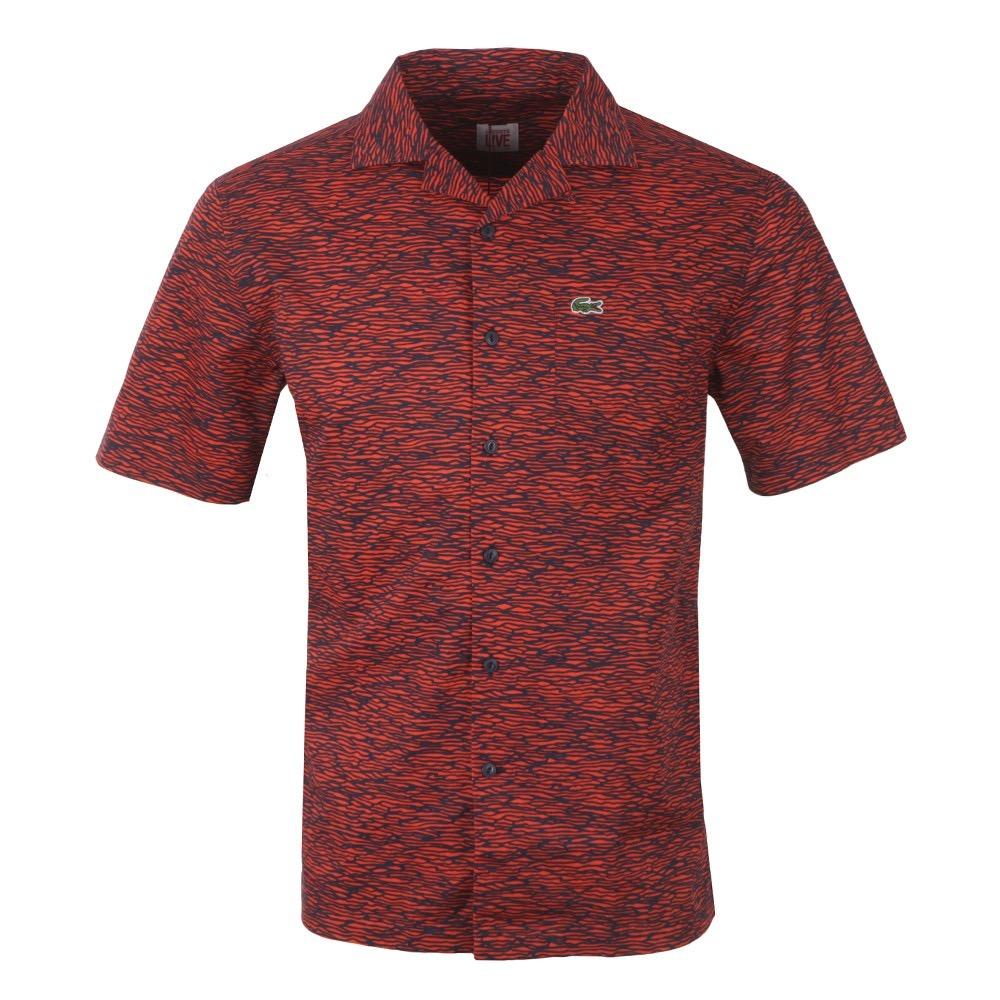 Live Lacoste HombreManga Camisa Camisa CortaCh5351 2bEDH9WIYe