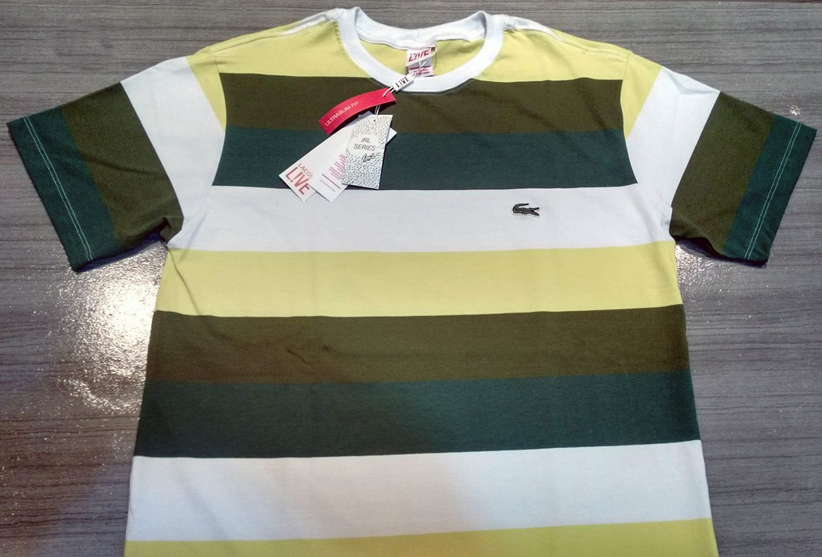 a3183f482a7 camisa lacoste live promoção frete grátis todo brasil. Carregando zoom.