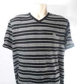 3ce9d3540b Camisa Lacoste - Camisa Masculino no Mercado Livre Brasil