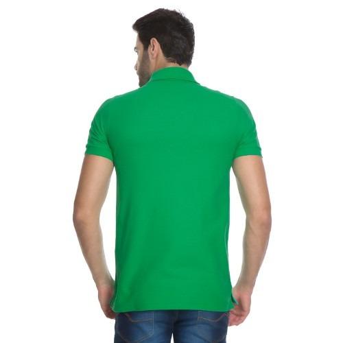293303ca2a457 Camisa Lacoste Masculina Verde - R  69,99 em Mercado Livre