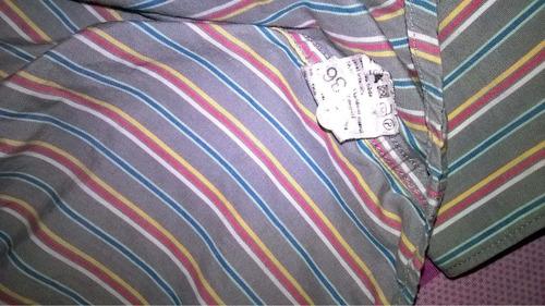 camisa lacoste mediana